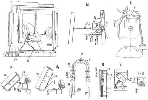 Автомат защиты крана АЗК-110