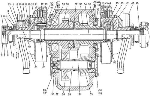 Редуктор 71-44-101СП