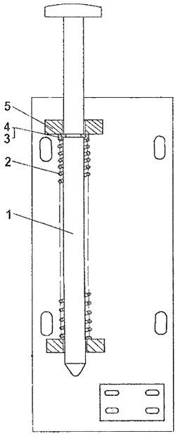 Выключатель противовеса 71-53-219СП