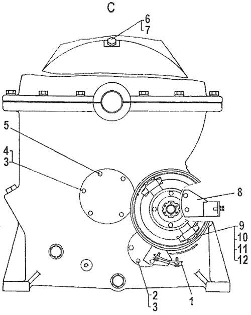 Редуктор -101СП -102СП